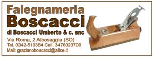 Logo falegnameria Boscacci