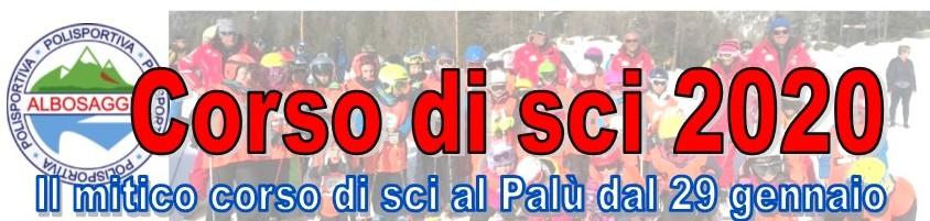 corso di sci 2020